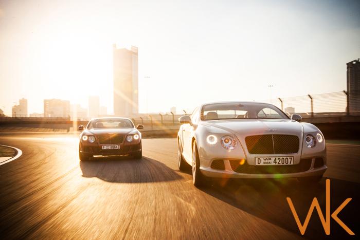 Bentley GT Speed – The Photography Shoot