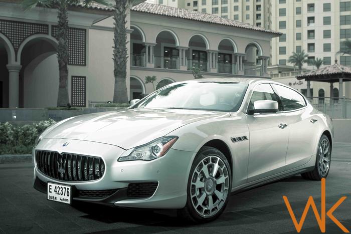 Making magic with Maserati