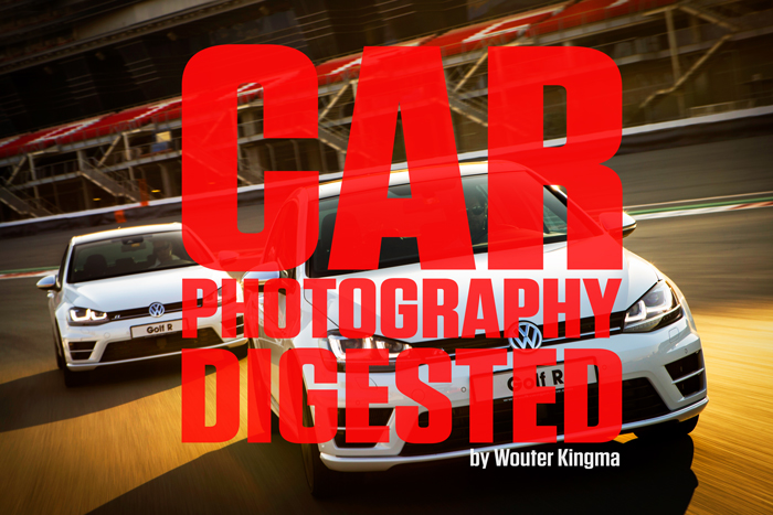 Sharing the love for car photography (workshop)