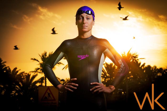 Pro athletes portfolio shoot