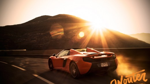 Just 48hrs with the hot McLaren 650s