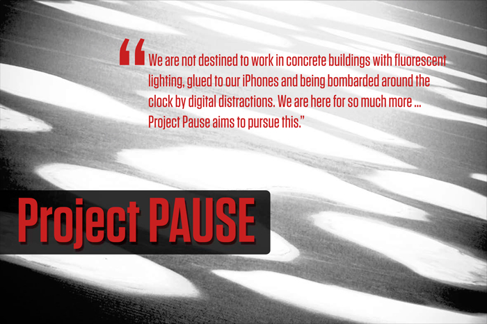 Project Pause