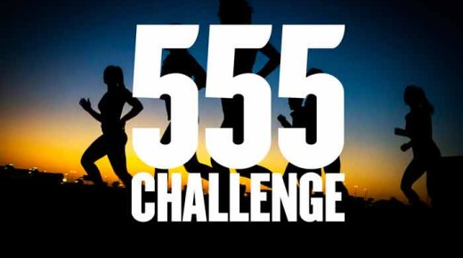 555 Challenge