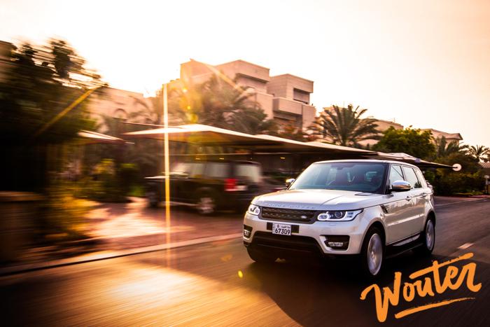 Wouter Kingma Blog for Kuwait Car shoot04