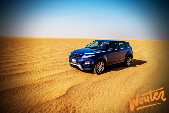 Wouter Kingma Blog for Kuwait Car shoot07