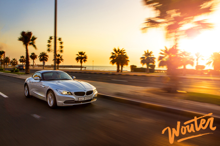 Wouter Kingma Blog for Kuwait Car shoot09