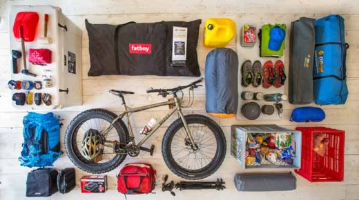 The essential packing list for Project Pause