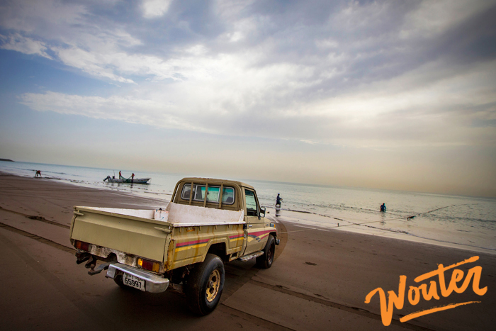 Wouter Kingma Blog for Toyota Fujeirah fishing post 03