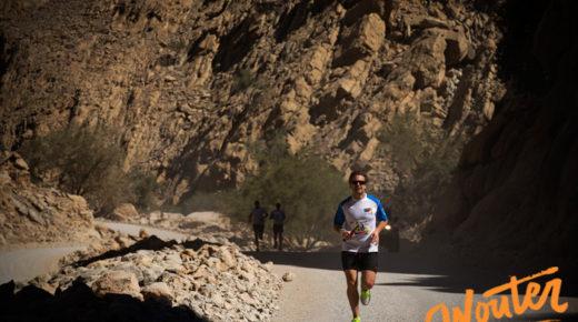 Ultra Running; Love. Can. Do.