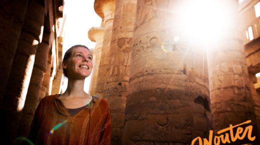 Intro Luxor & behind the scenes