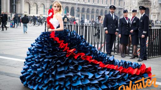 BA at Milan Fashion Week I