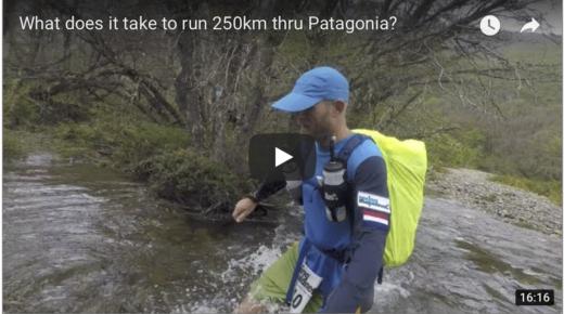 250km through Patagonia